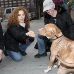 Bernadette Peters and Her Love For Dogs