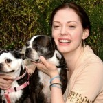 Rose McGowan's Love Of Her Life Has Four Legs