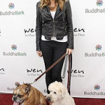 Daisy Fuentes Loves And Supports Dogs
