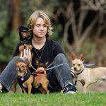 Lou Wegner Fights For Dogs In Need