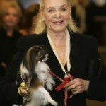 How Lauren Bacall Loved Her Small Dog