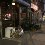 Locking Crates Are Catching On For Shopping Dog Owners In Brooklyn