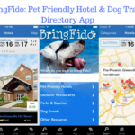 BringFido: Pet Friendly Hotel & Dog Travel Directory App