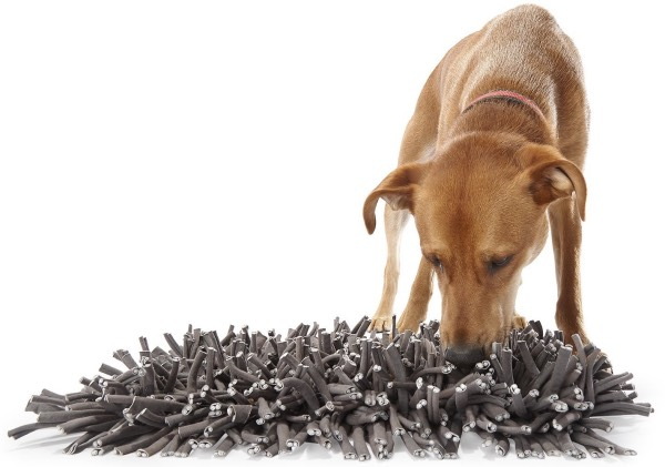 Wooly Snuffle Mat - Feeding Mat for Dogs_Fotor