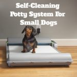 BrilliantPad: Self-Cleaning Potty System For Small Dogs